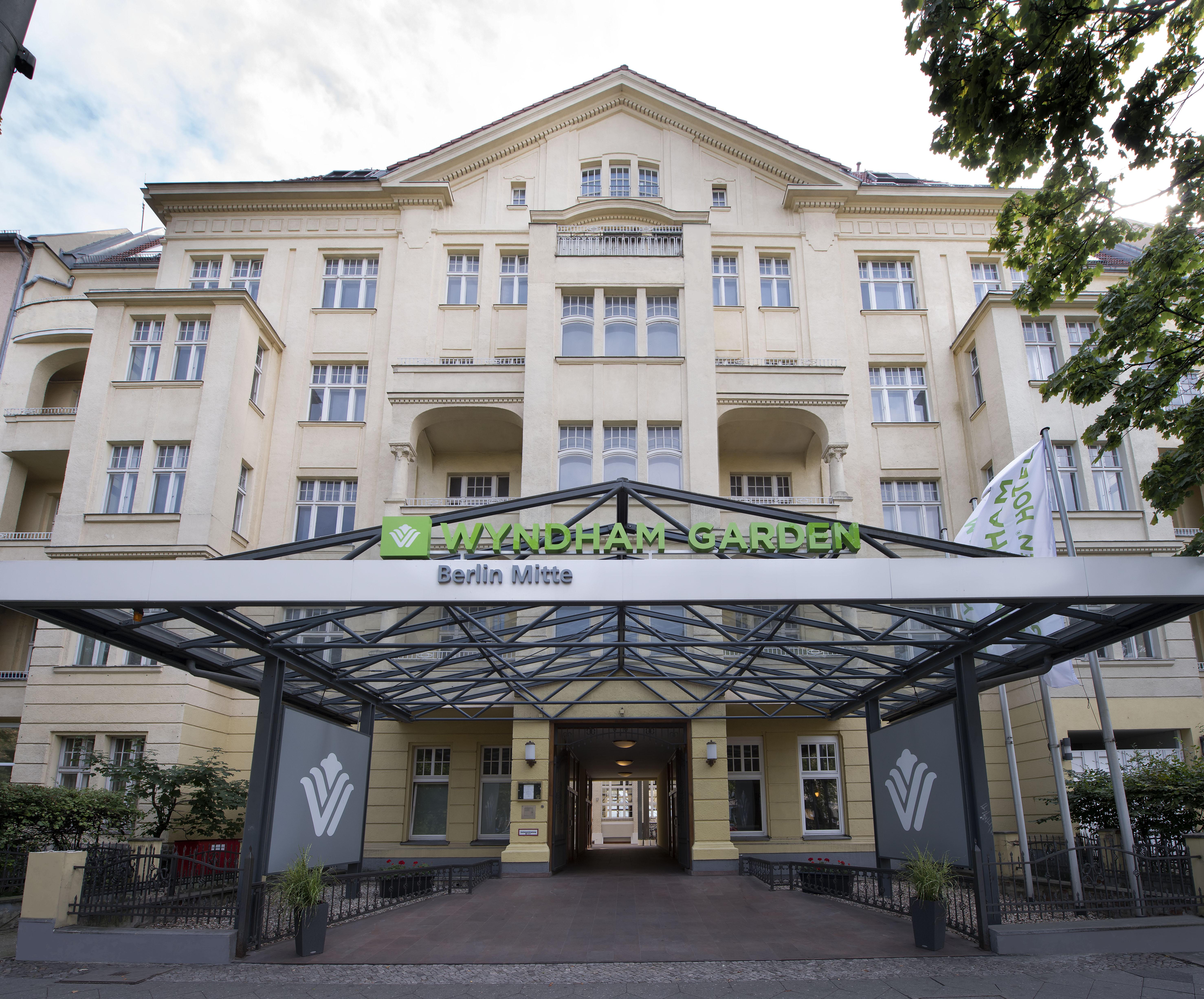 Gesundbrunnen Berlin Hotel
