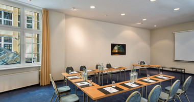 Wyndham Garden Hotel Berlin Mitte meeting room